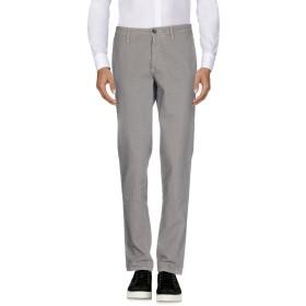 《期間限定セール開催中!》CRUNA メンズ パンツ グレー 48 コットン 99% / ポリウレタン 1%