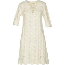 《期間限定セール開催中!》VANESSA BRUNO ATHE' レディース ミニワンピース&ドレス ホワイト M 100% コットン