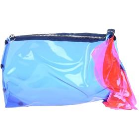 《期間限定 セール開催中》ROKSANDA レディース ハンドバッグ ブルー 100% ポリ塩化ビニル