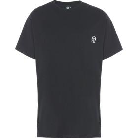 《期間限定セール開催中!》SERGIO TACCHINI x ELEVEN PARIS メンズ T シャツ ブラック XS コットン 100% NACCHI M
