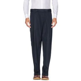 《期間限定セール開催中!》MAISON FLNEUR メンズ パンツ ダークブルー 46 コットン 100%