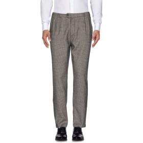 《セール開催中》MAISON CLOCHARD メンズ パンツ グレー 33 コットン 52% / レーヨン 31% / ウール 15% / ポリウレタン 2%