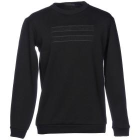 《期間限定セール開催中!》JB4 JUST BEFORE メンズ スウェットシャツ ブラック S コットン 100%