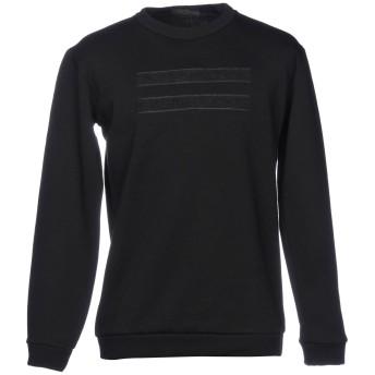 《セール開催中》JB4 JUST BEFORE メンズ スウェットシャツ ブラック M コットン 100%