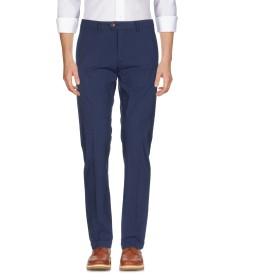 《期間限定セール開催中!》SEVENTY SERGIO TEGON メンズ パンツ ダークブルー 56 コットン 96% / ポリウレタン 4%