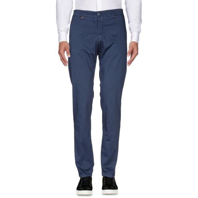 《9/20まで! 限定セール開催中》LIU JO MAN メンズ パンツ ダークブルー 30 コットン 97% / ポリウレタン 3%