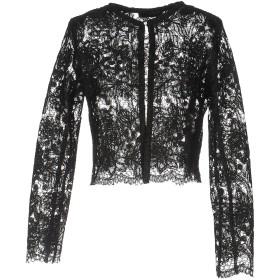 《9/20まで! 限定セール開催中》HANITA レディース テーラードジャケット ブラック 42 100% ポリエステル