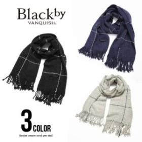 Black by VANQUISH(ブラックバイヴァンキッシュ)バスケット織ウィンドペンストール[BVA057]