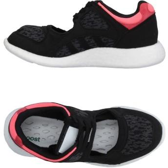 《期間限定 セール開催中》ADIDAS ORIGINALS レディース スニーカー&テニスシューズ(ローカット) ブラック 4 紡績繊維