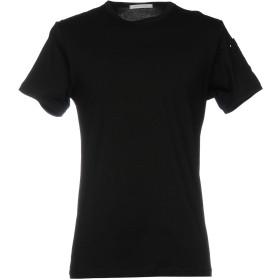 《期間限定セール開催中!》DANIELE ALESSANDRINI メンズ T シャツ ブラック S 100% コットン