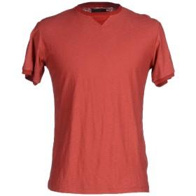 《セール開催中》2 HEADS & CO. メンズ T シャツ レッド S コットン 100%