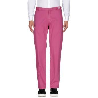 《期間限定 セール開催中》TOMMY HILFIGER メンズ パンツ ピンク 36 コットン 96% / ポリウレタン 4%