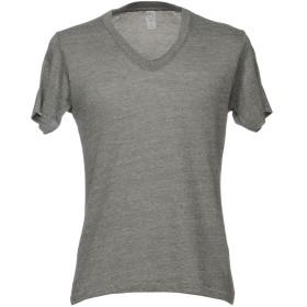 《期間限定セール開催中!》ALTERNATIVE メンズ T シャツ グレー S ポリエステル 50% / コットン 38% / レーヨン 12%