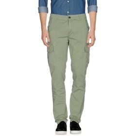《期間限定セール開催中!》STILOSOPHY INDUSTRY メンズ パンツ ミリタリーグリーン 44 コットン 97% / ポリウレタン 3%