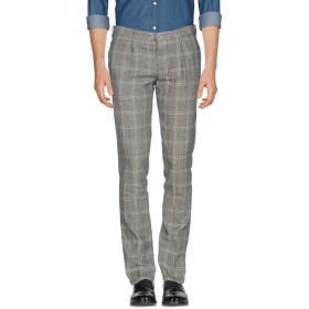 《期間限定 セール開催中》INCOTEX メンズ パンツ ブラック 34 麻 50% / コットン 50%