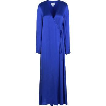 《セール開催中》JOVONNA レディース ロングワンピース&ドレス ブルー 8 レーヨン 100% Celton dress