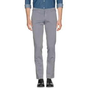 《期間限定セール開催中!》MANUEL RITZ メンズ パンツ 鉛色 44 コットン 63% / ポリエステル 33% / ポリウレタン 4%