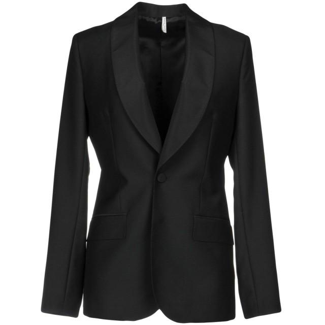 《9/20まで! 限定セール開催中》ATELIER NOTIFY レディース テーラードジャケット ブラック 44 バージンウール 100%