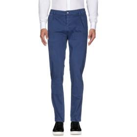 《期間限定セール開催中!》DAMA メンズ パンツ ブルー 54 コットン 97% / ポリウレタン 3%
