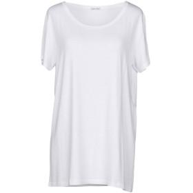《期間限定セール開催中!》TOMAS MAIER レディース T シャツ ホワイト 2 レーヨン 94% / ポリウレタン 6%