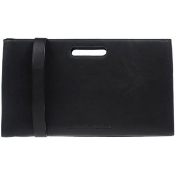 《セール開催中》FRANKIE MORELLO レディース ハンドバッグ ブラック 指定外繊維
