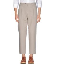 《期間限定 セール開催中》EXTENDED by MINIMUM メンズ パンツ サンド 52 麻 55% / コットン 45%