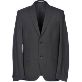 《期間限定セール開催中!》DANIELE ALESSANDRINI メンズ テーラードジャケット スチールグレー 52 ウール 98% / ポリウレタン 2%