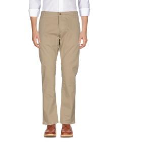 《期間限定セール開催中!》BRIAN DALES メンズ パンツ サンド 29W-34L コットン 97% / ポリウレタン 3%