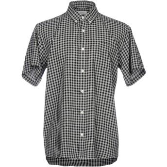 《セール開催中》SATURDAYS NEW YORK CITY メンズ シャツ ブラック XL 100% コットン