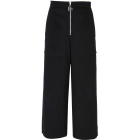 《セール開催中》EDUN レディース パンツ ブラック 0 ウール 70% / ナイロン 20% / カシミヤ 10%