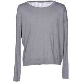 《期間限定 セール開催中》VINCE. メンズ T シャツ グレー XS コットン 100%