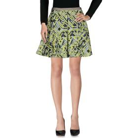 《期間限定 セール開催中》PINKO レディース ひざ丈スカート ビタミングリーン 40 100% ポリエステル