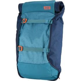 《セール開催中》AEVOR Unisex バックパック&ヒップバッグ アジュールブルー 紡績繊維 TRIP PACK
