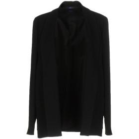 《期間限定 セール開催中》BLUE LES COPAINS レディース テーラードジャケット ブラック 40 トリアセテート 71% / ポリエステル 29%