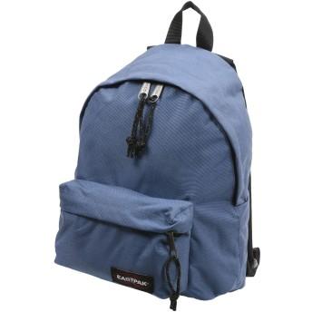 《セール開催中》EASTPAK Unisex バックパック&ヒップバッグ ブルーグレー 紡績繊維 ORBIT SYNTHETIC PURPL