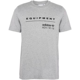 《期間限定セール開催中!》ADIDAS ORIGINALS メンズ T シャツ グレー S コットン 100% PDX CLASSIC TEE