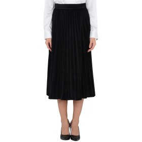 《期間限定セール開催中!》TWIST & TANGO レディース 7分丈スカート ブラック 38 ポリエステル 95% / ポリウレタン 5% Fanny Skirt