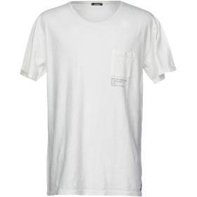 《セール開催中》OFFICINA 36 メンズ T シャツ アイボリー XXL コットン 100%