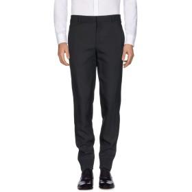 《期間限定 セール開催中》LANVIN メンズ パンツ ブラック 48 66% レーヨン 28% バージンウール 6% ナイロン
