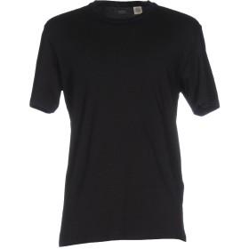 《セール開催中》LEVI' S メンズ T シャツ ブラック S 100% コットン