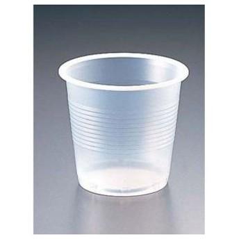 プラスチックカップ (半透明 ) 5オンス (2500個入 )