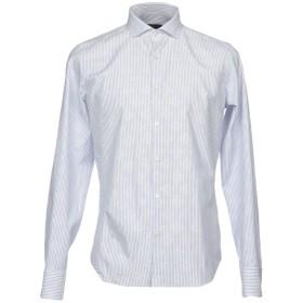 《期間限定セール開催中!》GMF 965 メンズ シャツ ブルー 41 コットン 100%
