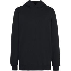 《期間限定セール開催中!》DR. DENIM JEANSMAKERS メンズ スウェットシャツ ブラック M オーガニックコットン 100%