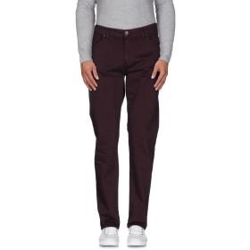 《期間限定セール開催中!》LIU JO MAN メンズ パンツ ディープパープル 46 コットン 98% / ポリウレタン 2%