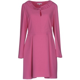 《期間限定 セール開催中》PATRIZIA PEPE レディース ミニワンピース&ドレス フューシャ 40 ポリエステル 88% / ポリウレタン 12%