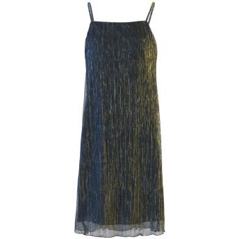 《セール開催中》SAMSE Φ SAMSE レディース ミニワンピース&ドレス ブルー XS ポリエステル 100% Gizem dress 8333