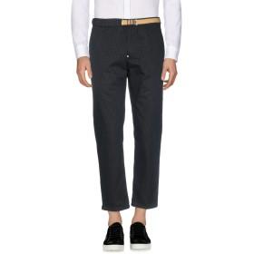 《期間限定 セール開催中》WHITE SAND 88 メンズ パンツ ブラック 46 コットン 100%