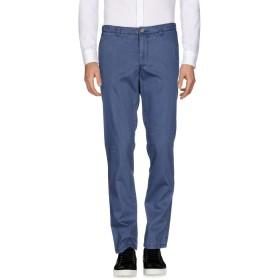 《期間限定セール開催中!》SANSIRO メンズ パンツ ブルー 48 コットン 97% / ポリウレタン 3%