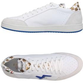 《期間限定セール開催中!》SERAFINI LUXURY メンズ スニーカー&テニスシューズ(ローカット) ホワイト 39 革