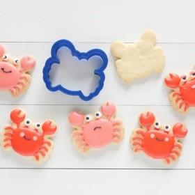 カニ【5cm】クッキー型・クッキーカッター